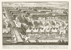 Chinese houses were burned during the massacre. This Day in History: Mar 20, 1602: Dutch East India Company founded http://dingeengoete.blogspot.com/