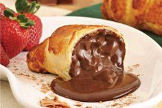 Só de escrever essa receita de croissant já ficamos com água na boca. Humm, que delícia!