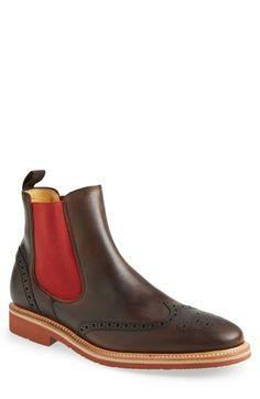 Sebago+'Simsbury'+Wingtip+Chelsea+Boot+(Men)+available+at+#Nordstrom