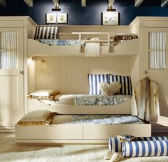 Traditional Style Children's Bedroom by Minacciolo