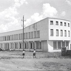 Colégio Carmela Dutra, Porto Velho, Rondônia, Brasil - Década de 50.