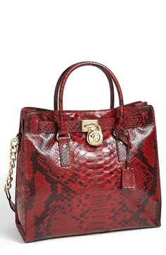 MICHAEL Michael Kors 'Hamilton 18K - Large' Tote available at #Nordstrom