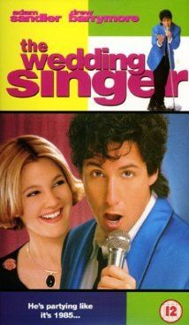 The Wedding Singer (1998) Poster