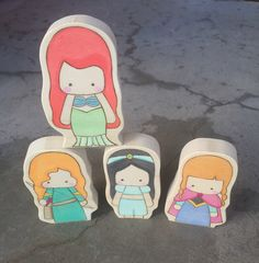 A personal favorite from my Etsy shop https://www.etsy.com/listing/482218534/princesses-for-melissa