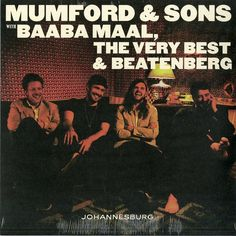 MUMFORD & SONS with BAABA MAAL THE VERY BEST & BEATENBERG-JOHANNESBURG EP Clicca qui per acquistarlo sul nostro store http://ebay.eu/1YyDXyS