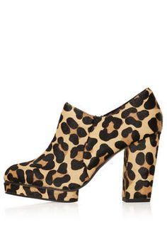 SIAN Platform Shoe Boots