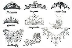 GRASHINE High quality and realistic hot selling Men and women waterproof temporary tattoo female Crown tattoo stickers. Extremely realistic temporary tattoos that look exactly like a real tattoos\r\n. These temporary tattoos are 100% waterproof and long lasting...for up to 5 days, even while swimming & bathing\r\n. Precut tattoos dab on with water in seconds, brush with your skin-toned face powder to set.\r\n. Temporary Tattoos are very easy to apply in just 10 seconds with water, they…