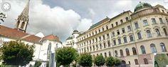 Google Street View - Ursulinska street, Bratislava Bratislava, Cool Pictures, Street View, Building, Google, Blog, Travel, Viajes, Buildings