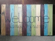 My new pallet sign