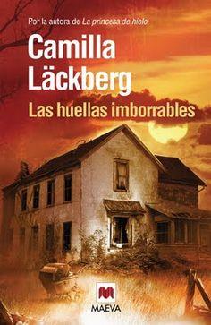 """Me gusta mucho la novela negra, y las historias de Camilla Läckberg enganchan no sólo por las historias, sino también por la vida de sus personajes a los que vamos viendo evolucionar a lo largo de los libros. Desde luego, éste de """"Las huellas imborrables"""" es el mejor refleja esa forma de novelar."""
