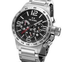 Reloj TW Steel TW301 Canteen Armis Acero Black