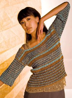 Ravelry: Macarena pattern by Berroco Design Team