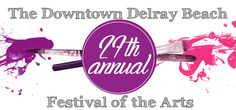 It is that time of year again and the one of the most celebrated art festivals is coming to Delray Beach January and The Annual Downtown Delray Beach . State Of Florida, South Florida, Downtown Delray, Juno Beach, Palm Beach Gardens, Palm Beach County, Delray Beach, White Sand Beach, Tropical Paradise