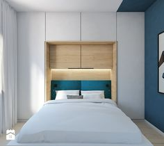 Aranżacje wnętrz - Sypialnia: projekt aranżacji mieszkania w Sopocie - Średnia sypialnia małżeńska, styl nowoczesny - em2pracownia. Przeglądaj, dodawaj i zapisuj najlepsze zdjęcia, pomysły i inspiracje designerskie. W bazie mamy już prawie milion fotografii!
