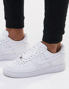 promo code 7c51d 38c9f Nike Air Force 1  07 Sneakers In White 315122-111
