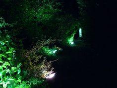 Exterior Lighting - Abbas Marquees