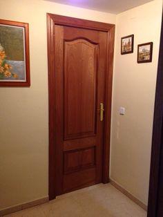 250 X Sapelly Rameado. La #elegancia de lo #clásico #puertas. #decoración