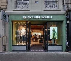 f974072aecafbd 8 Best G-Star RAW Architecture images in 2016 | G star raw, Raw ...
