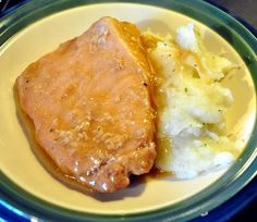 Pepsi pork chops - Im not the best at cooking pork, and Im all about the slow cooker recipes, so this should be a winner at our house!