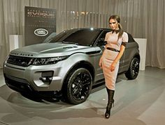 I have been drooling over this range rover since concept years ago it cost less than my Mercedes sub and looks hotter