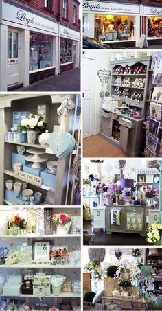Our Shop In Market Drayton Shropshire Full Of Beautiful Gifts And Inspiration