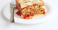 Rychlé cuketové lasagne