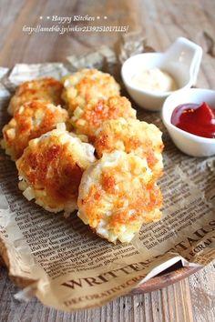 鶏むね肉のガーリックチーズハッシュポテト【オススメです】 | たっきーママ オフィシャルブログ「たっきーママ@Happy Kitchen」Powered by Ameba