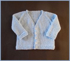 Ravelry: Barclay Top-Down Baby Jacket pattern by marianna mel