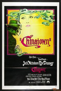 ♯Chinatown ♯1974 ♯チャイナタウン♯ニコルソン♯Movie