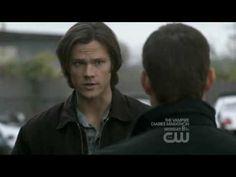 "Supernatural Dean,Sam And Bobby Scene ""Sam I'm You're Brother "" (6x11) - YouTube"
