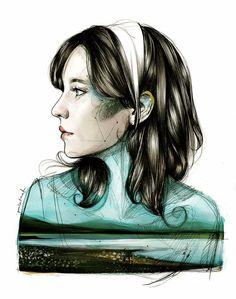 Paula Bonet...   Kai Fine Art