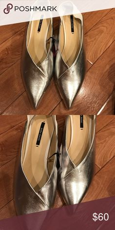 Zara Sz 38 7.5 Zara Shoes Mules & Clogs