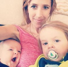 Mãe e corredora profissional quer mostrar os efeitos REAIS da gravidez sobre o corpo feminino