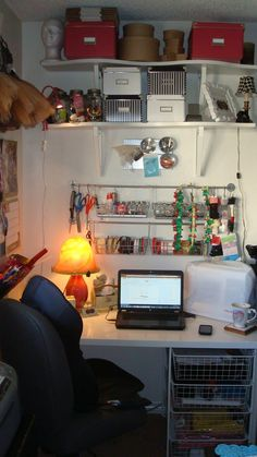 cool ikea workspace design ideas spacesaving ikea workspace with black movable chair and installed wall