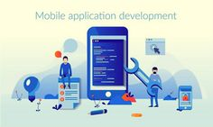 Find Mobile Application Development Process Flat Vector stock images in HD and millions of other royalty-free stock photos, illustrations and vectors in the Shutterstock collection. Thousands of new, high-quality pictures added every day. Mobile App Development Companies, Mobile Application Development, Web Application, Software Development, Enterprise Application, App Marketing, Mobile Marketing, Marketing Strategies, Applications Mobiles