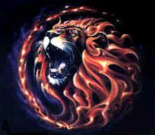 Mike LaVallee fire lion