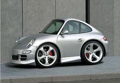 Porsche Smart car