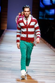 Dolce and Gabbana- mens wear- Fall/ Winter collection