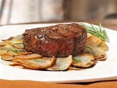 Seared Beef Tenderloin Fillets by Cuisine at Home