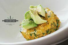 Spinach-Sweet Potato-Chicken Cakes  #Healthy #spinach #thisismytake #recipe #recipes #foodporn #chicken #cake #avocado #foodblogger #foodblog