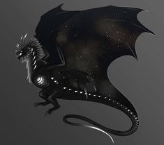 Mythical Creatures Art, Mythological Creatures, Fantasy Creatures, Types Of Dragons, Cool Dragons, Creature Concept Art, Creature Design, Dragon Art, Silver Dragon