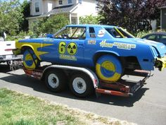 Demolition Derby Car Paint Jobs | Announcements (Updated: May 7, 2015)