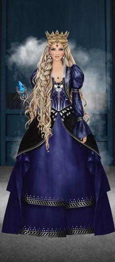 Fantasy Figures, Fantasy Art, Fantasy Background, Barbie Gowns, Illustration Art, Illustrations, Beautiful Goddess, Digital Art Girl, Fairy Art