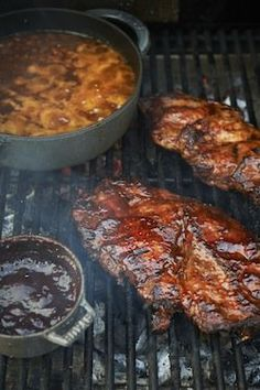 St. Louis Magazine: How to Grill the Perfect Pork Steak