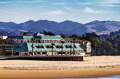 Those seeking even more privacy will like the separate three-bedroom Beach House. Away We Go, San Luis Obispo, Beach Hotels, Beach House, Environment, Bedroom Beach, Marriage, Parenting, Lovers