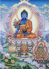 The Blue Buddha : Lost Secrets Of Tibetan Medicine