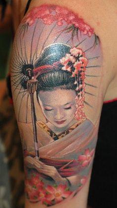 tattoo voorbeelden sleeve japanese - Google zoeken