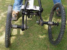Tilting Trike :: Create the Future Design Contest