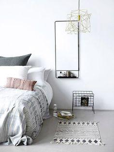 #Alfombras para el invierno #dormitorio