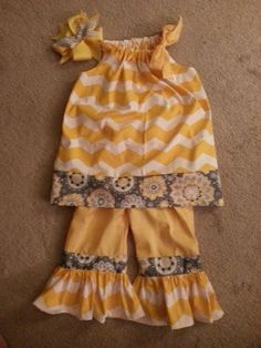 Little girl outfit.